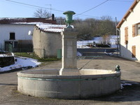 Une fontaine